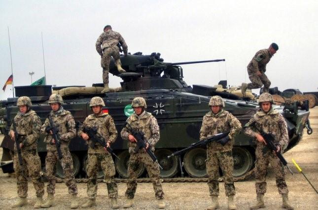 Танк немецкой армии