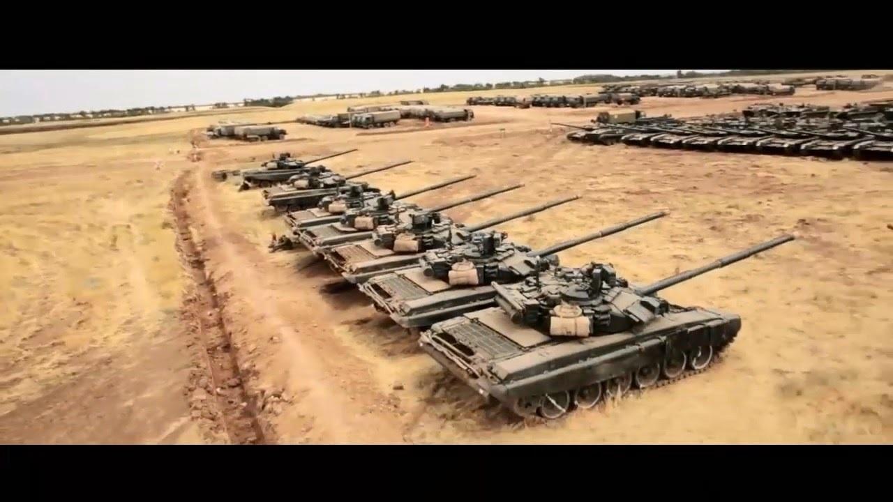 Танковая армия РФ