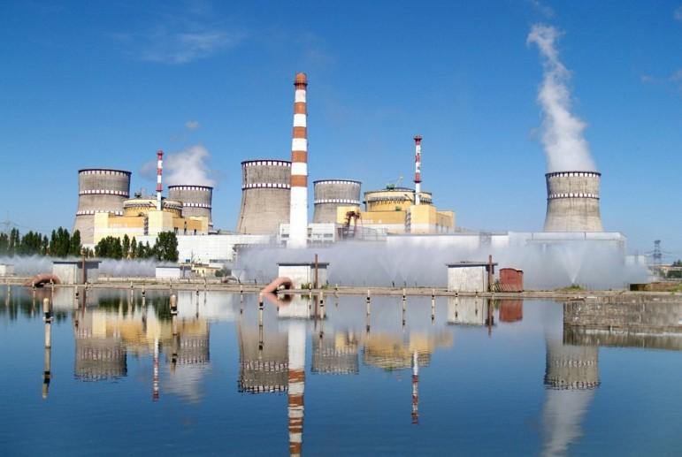 Украинская АЭС