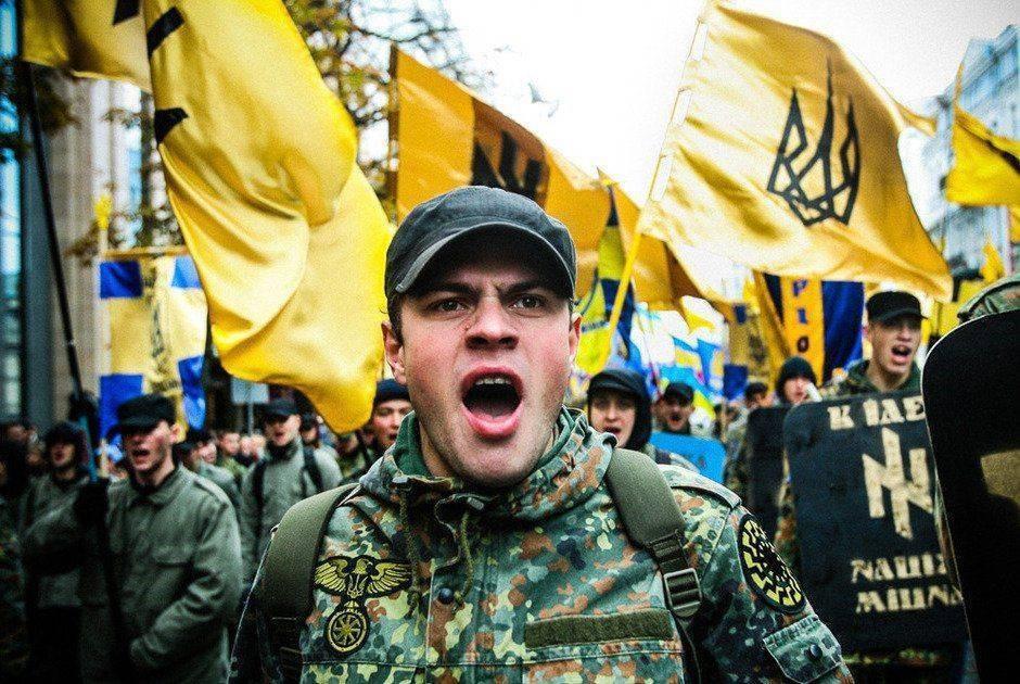 Украинские националисты