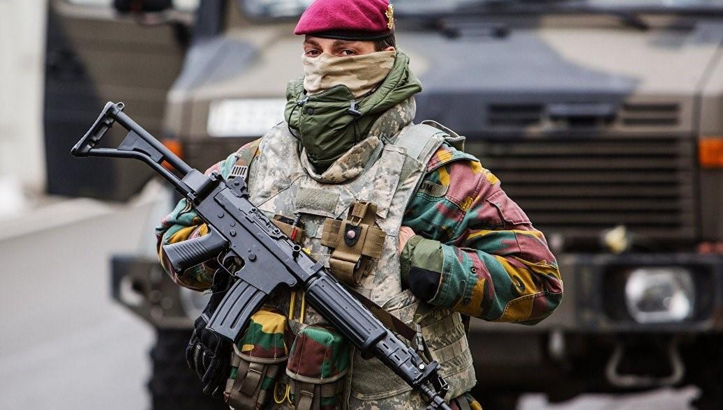 Военнослужащий НАТО