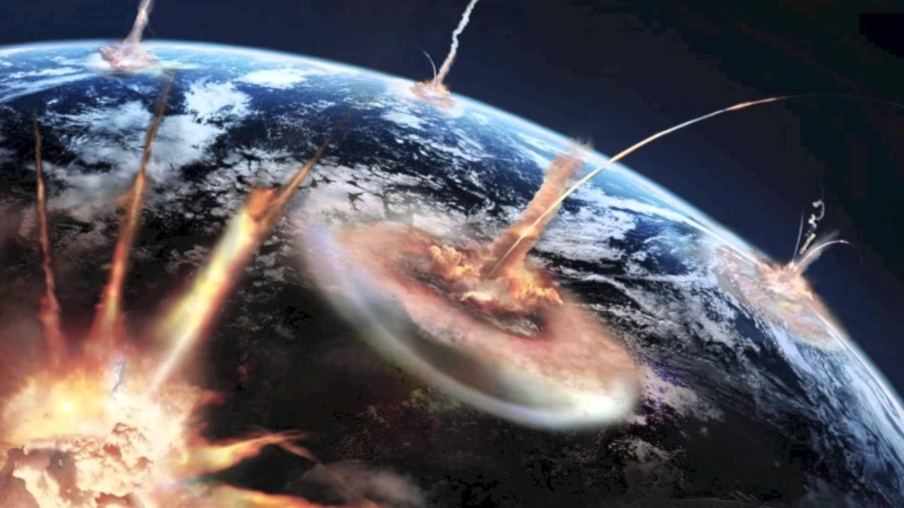 Ядерные удары из космоса