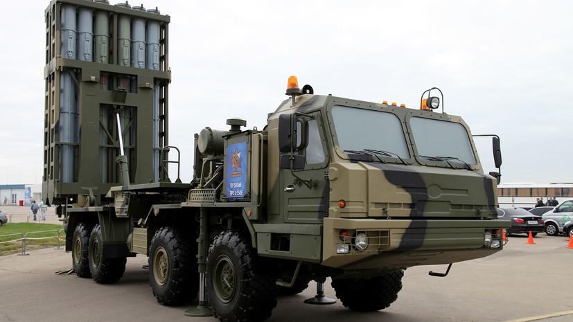Зенитно-ракетный комплекс «Витязь»