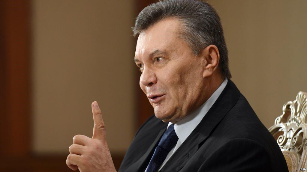 Адвокат Януковича Александр Горошинский
