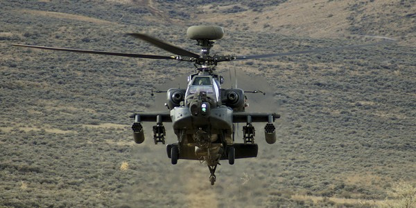 AH-64E (Апач Стражник)