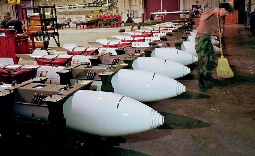 Американские ядерные ракеты