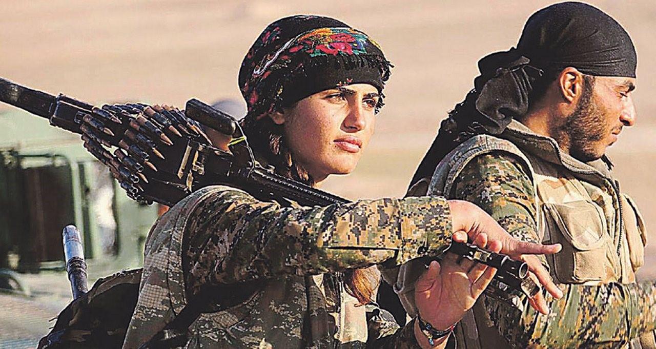 Арабские ополченцы