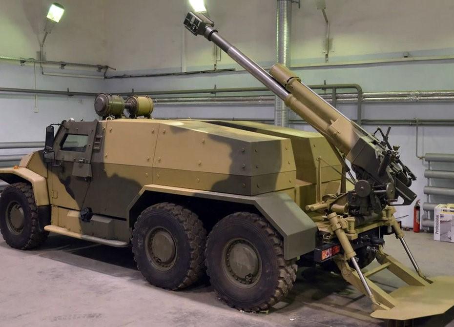Артиллерийская установка «Лотос»