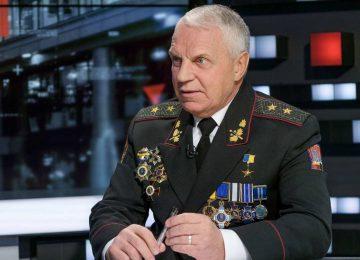 Генерал СБУ Омельченко