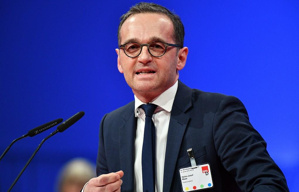 Глава германского МИДа Хайко Масс