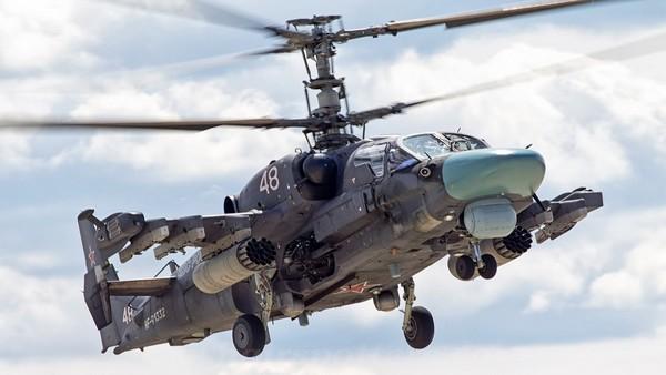 КА-52 (Аллигатор)