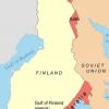 Карта спорных земель