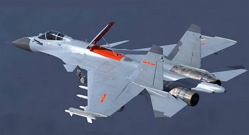 Китайский J-15