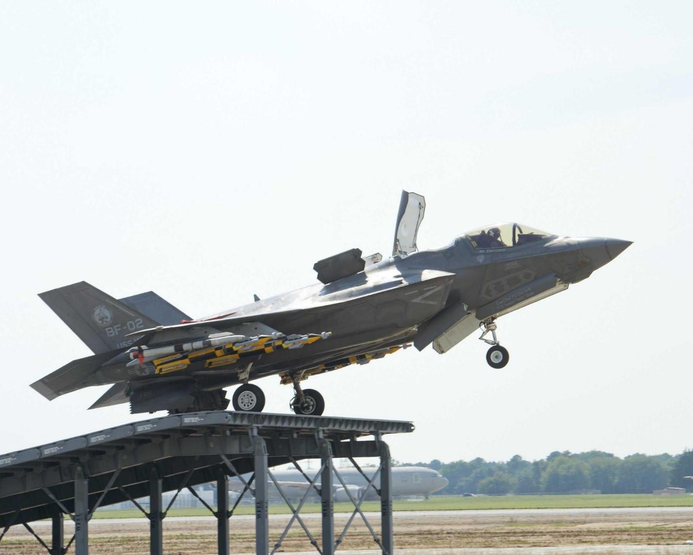 Клон американского F-35