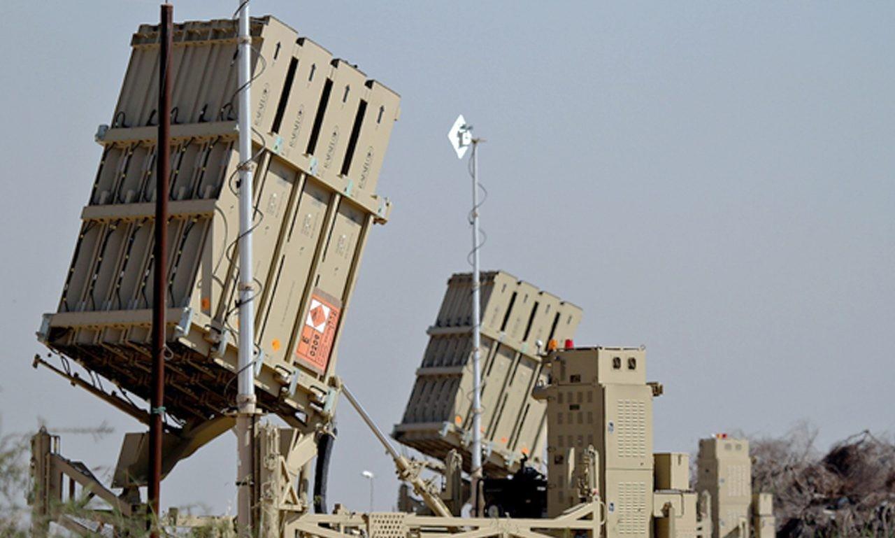 Комплекс ПВО Израиля