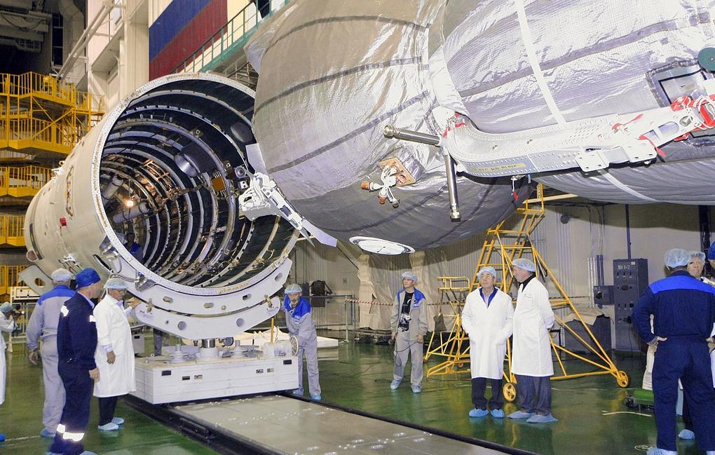 Космическая ракета «Енисей»