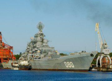 Крейсер «Калинин»