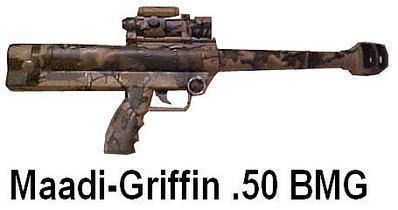 Maadi-Griffin .50 BMG