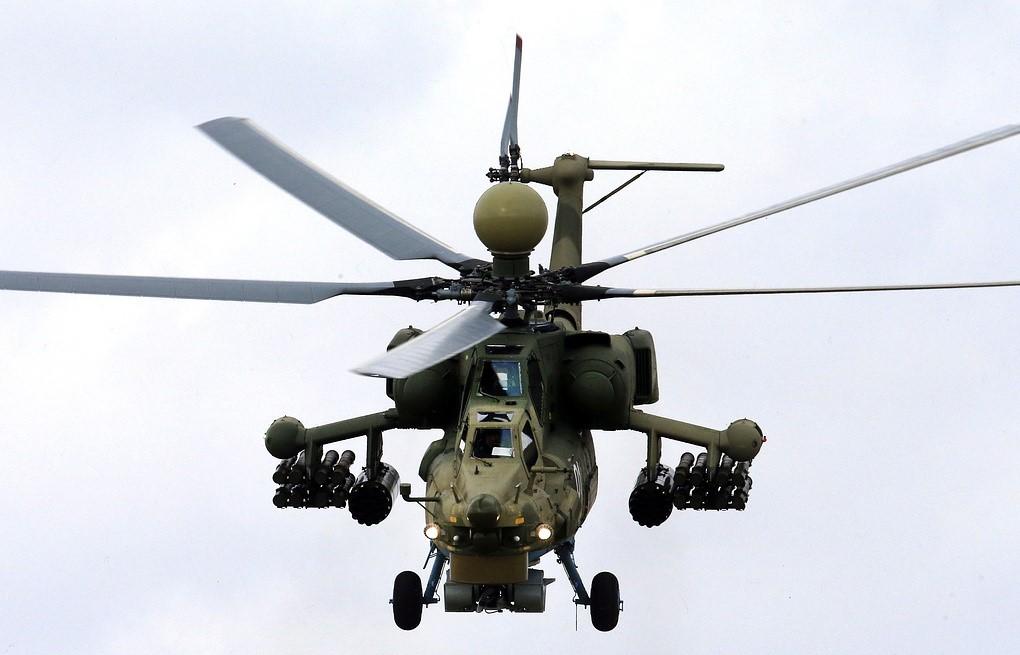 Ми-28УБ «Ночной охотник»