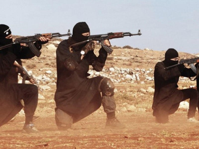 Нигерийские ИГИЛовцы