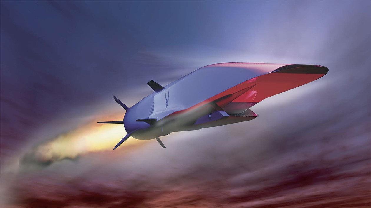 Новейшие разработки гиперзвуковых ракет