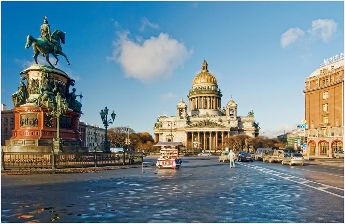 Площадь Питера
