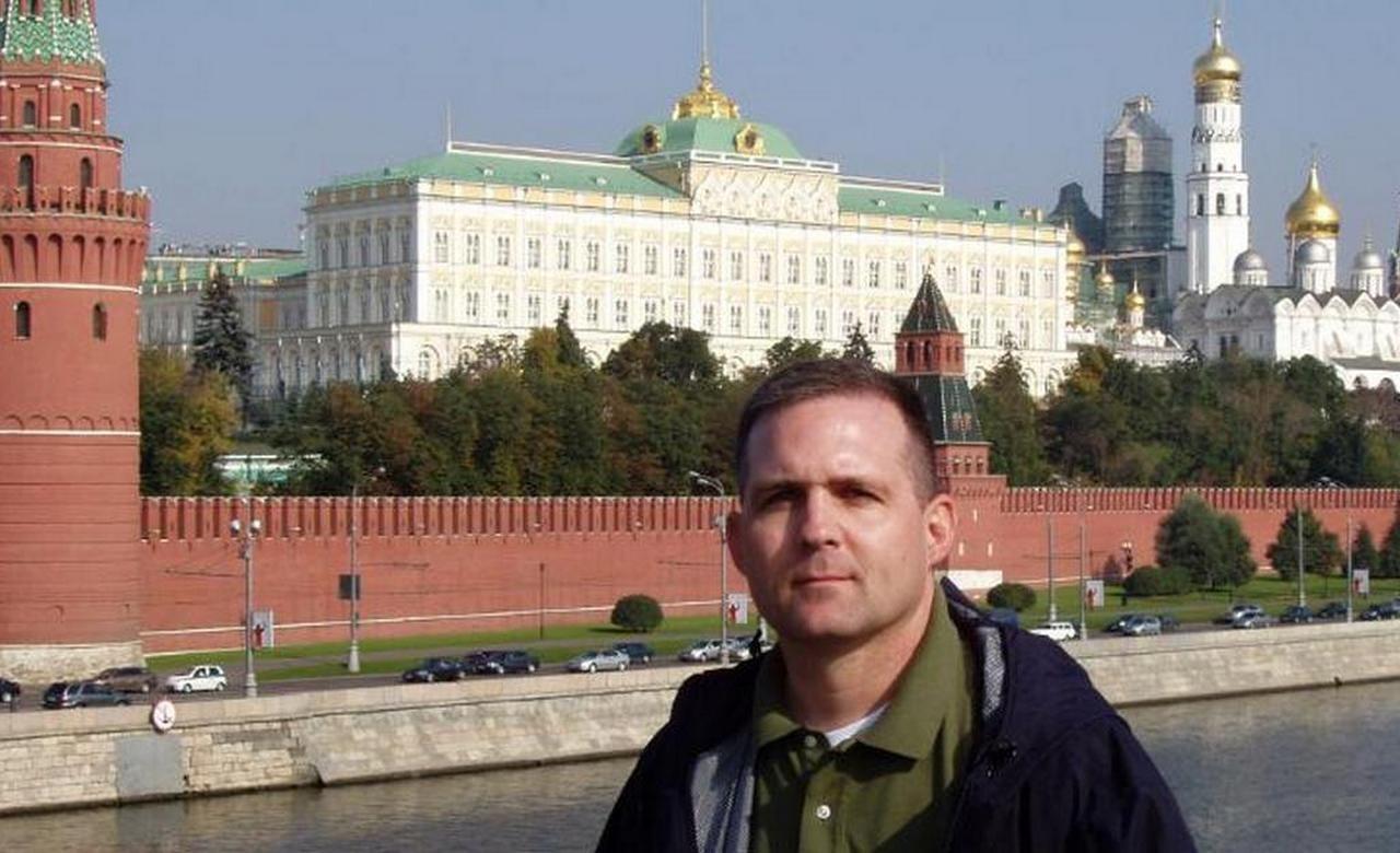 Пол Уилан в Москве