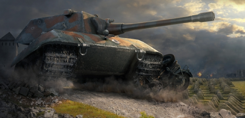 Преодоление противотанковых укреплений
