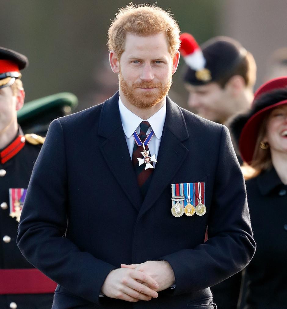 Принц Гарри сейчас