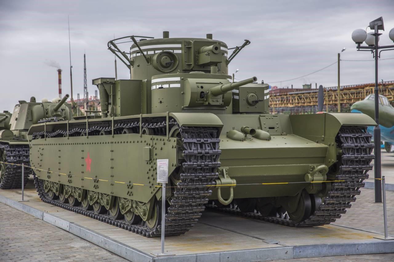 Пятибашенный Т-35