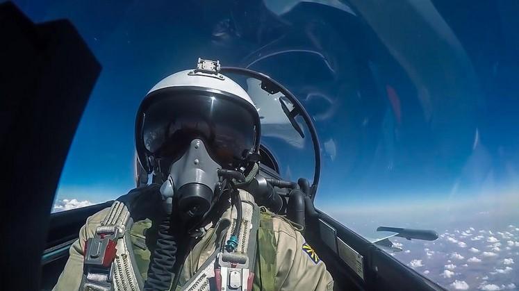 Российский пилот