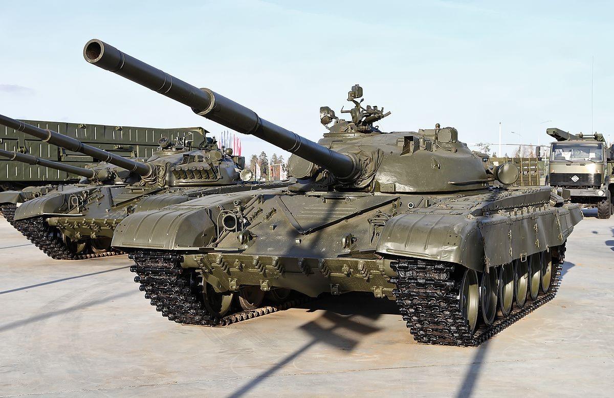 Российский Т-72