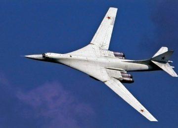 Российский Ту-160