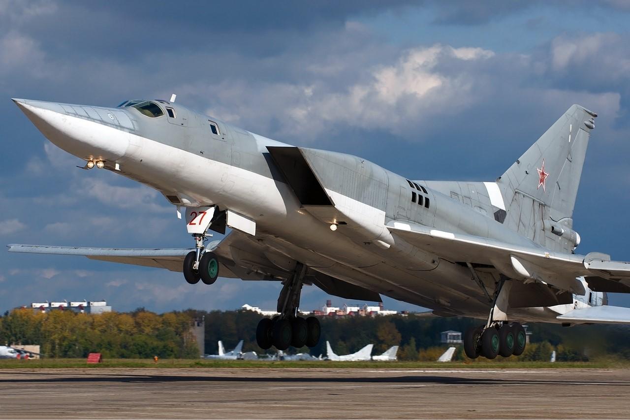 Российский Ту-22М3