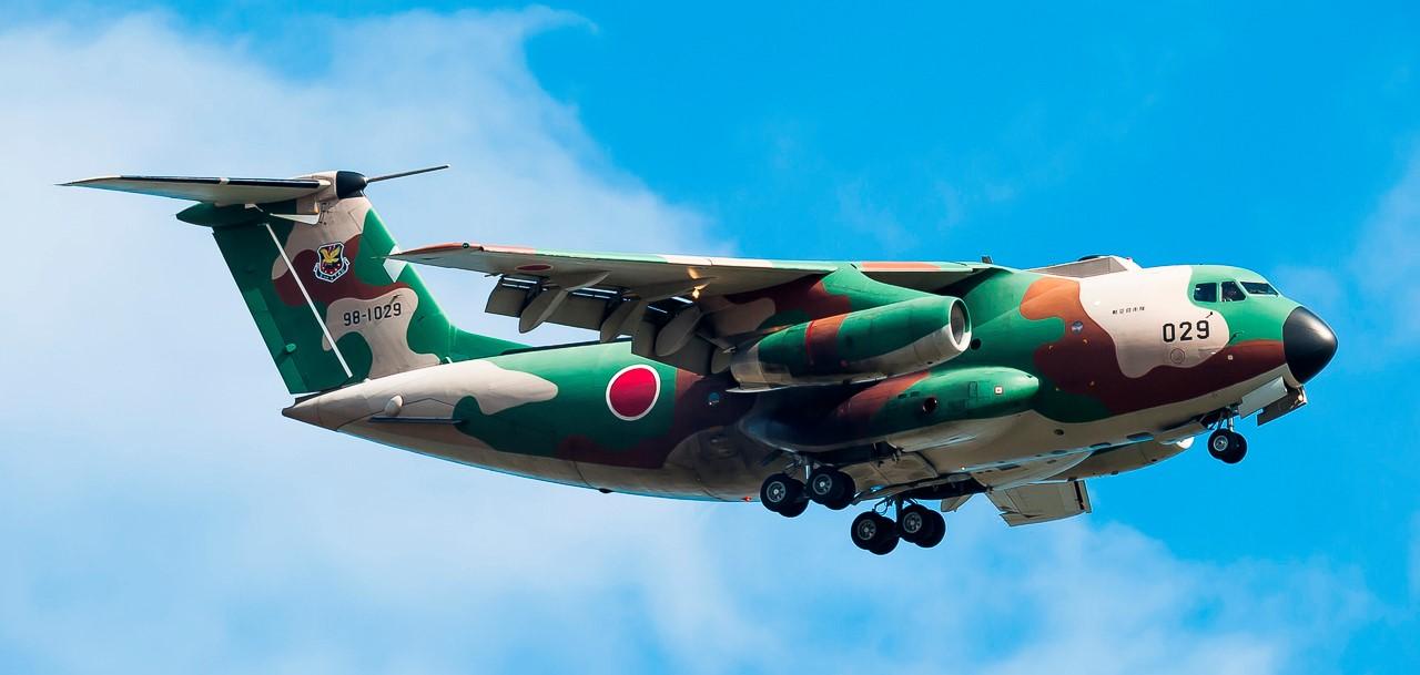 Самолет ВВС Японии