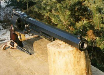 Самые мощные пистолеты в мире
