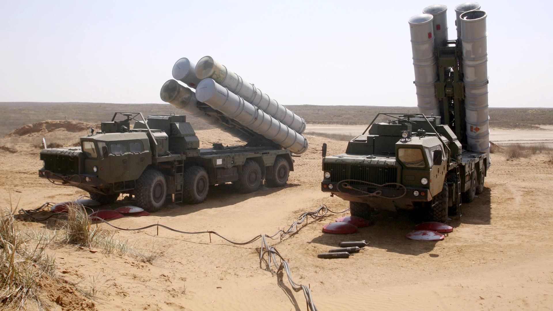 Сирийские комплексы ПВО