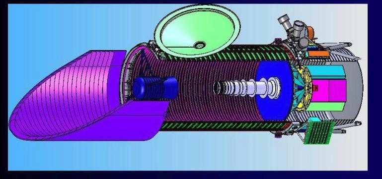 Схема телескопа
