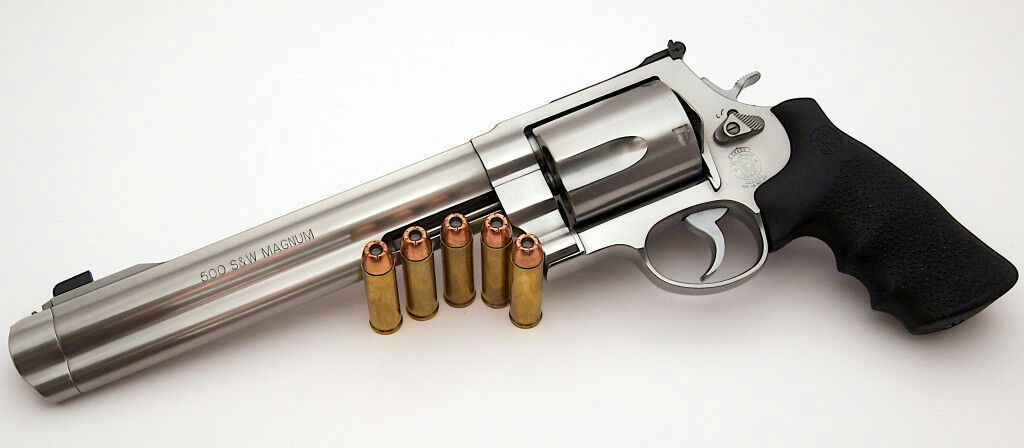 Smith&Wesson .500
