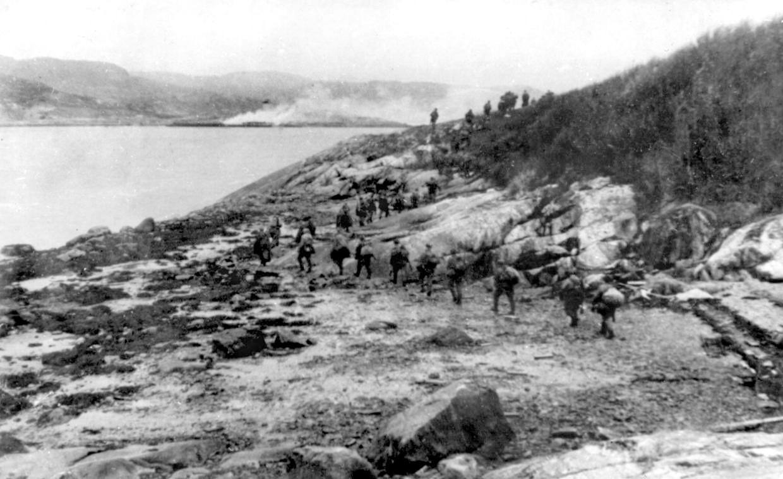Снимок времен Русско-Финской войны