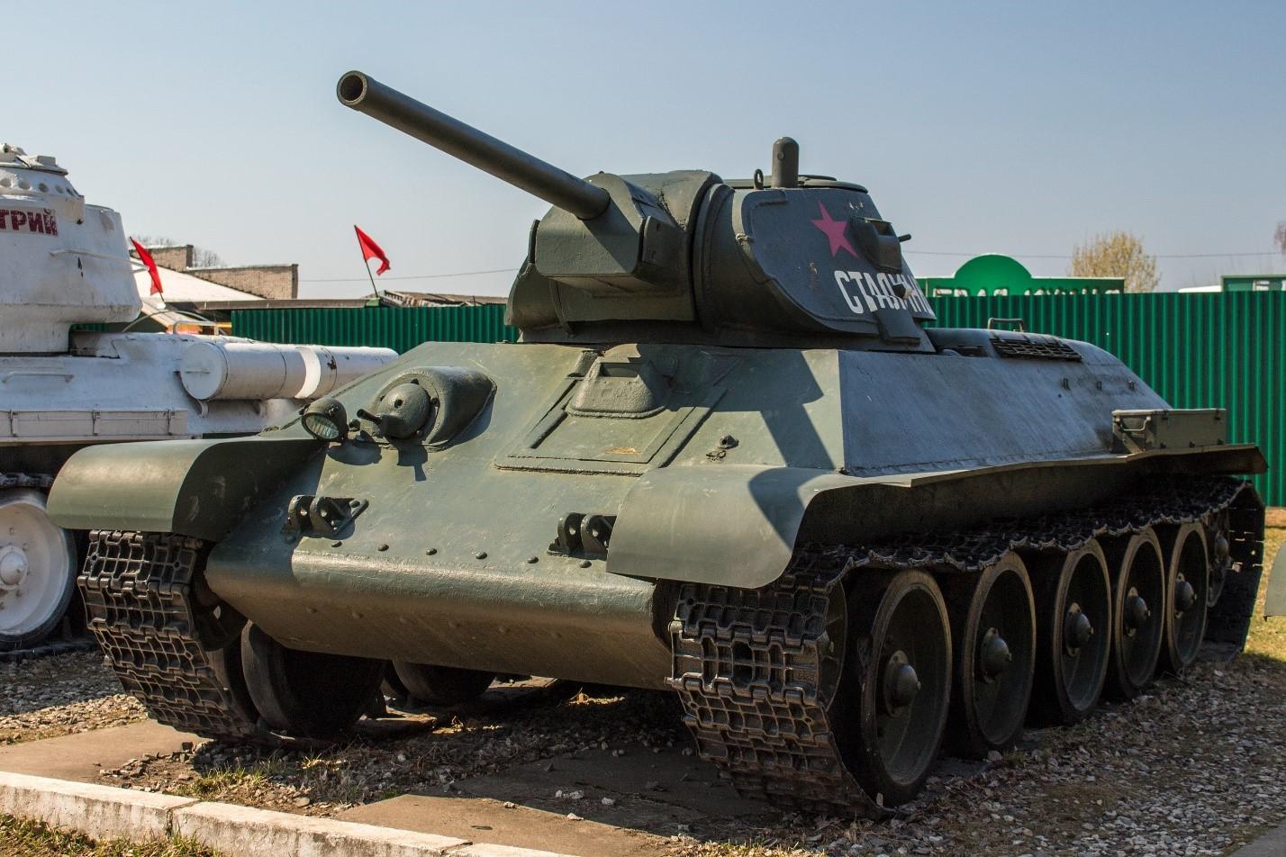 Советский Т-34