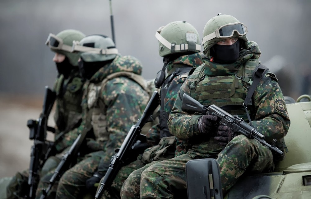 Спецназ СВР