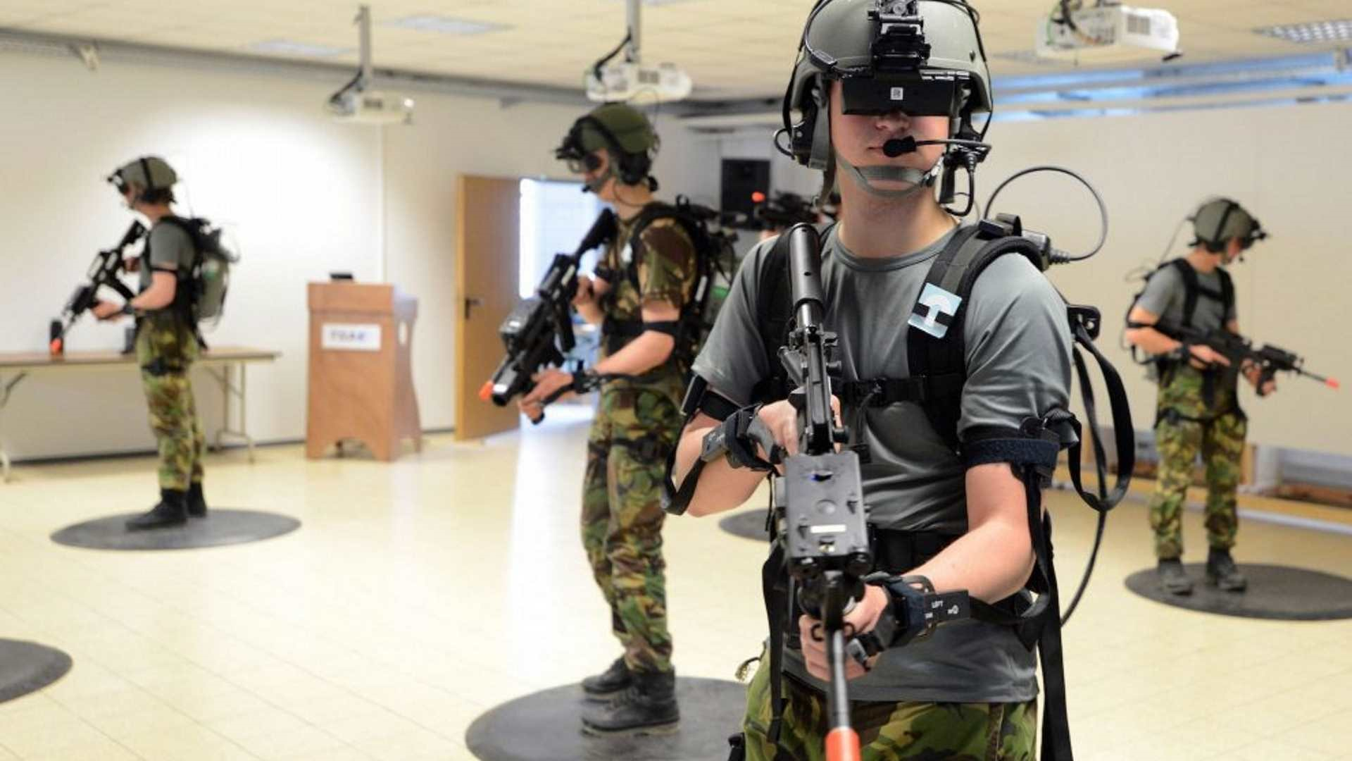 Тестирование VR-технологий