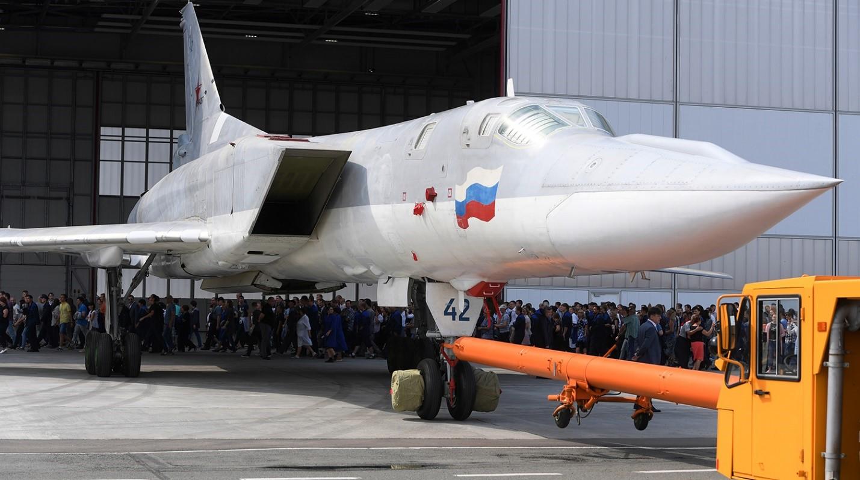 Ту-22М3 на аэродроме
