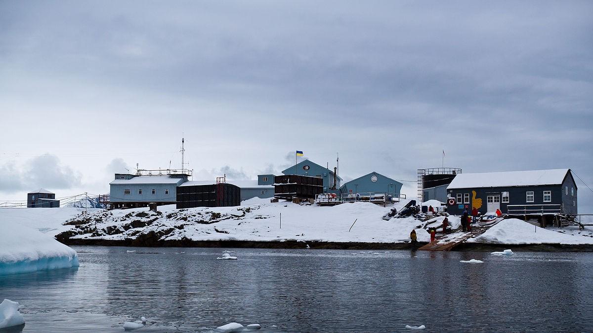 Украинская антарктическая станция
