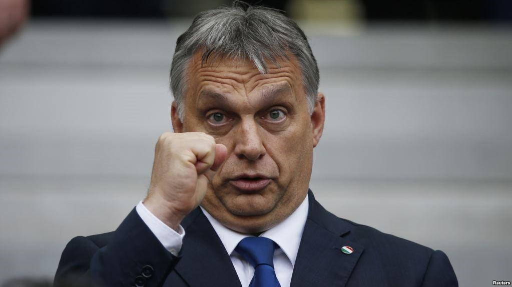 Венгрия не идет в фарватере политики США