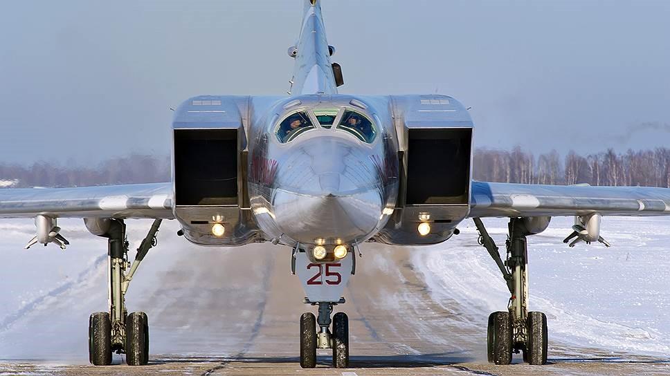 Взлет Ту-22М3