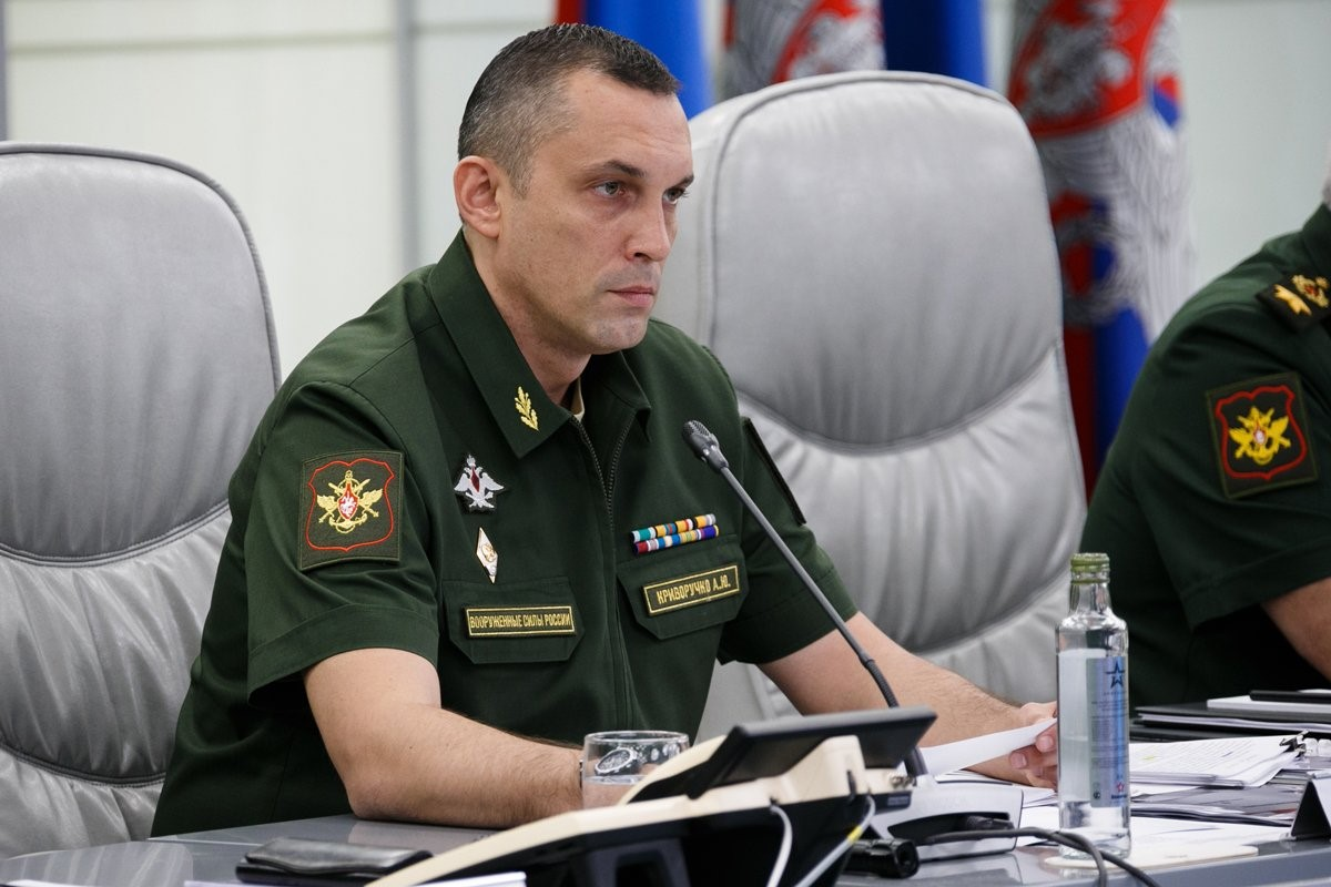 Заместитель министра обороны РФ