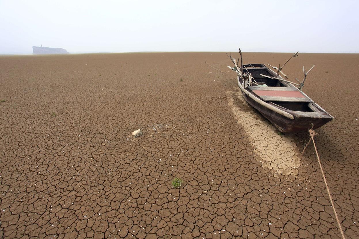 Засушливые районы Китая