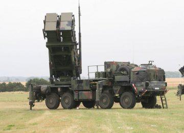 Американский противоракетный комплекс